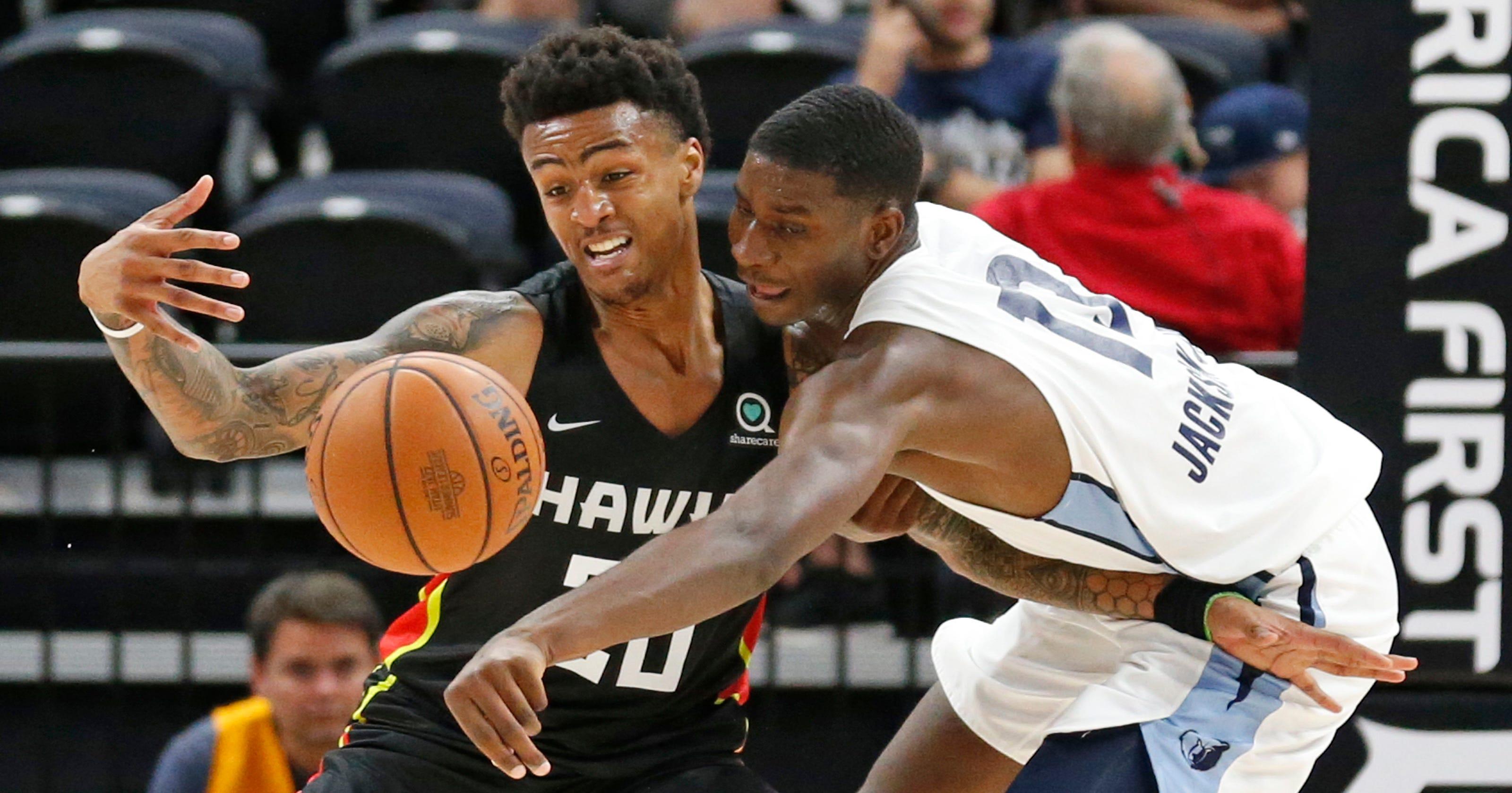 Grizzlies rookie Jaren Jackson Jr. turning heads at NBA Summer League 286ec5fb0