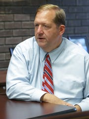 Clarkstown Supervisor George Hoehmann pictured here