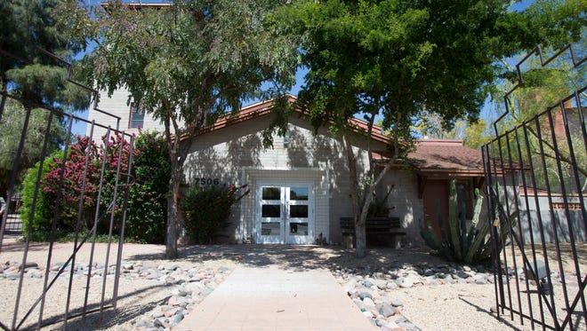 The Urban Design Studio building in Scottsdale.