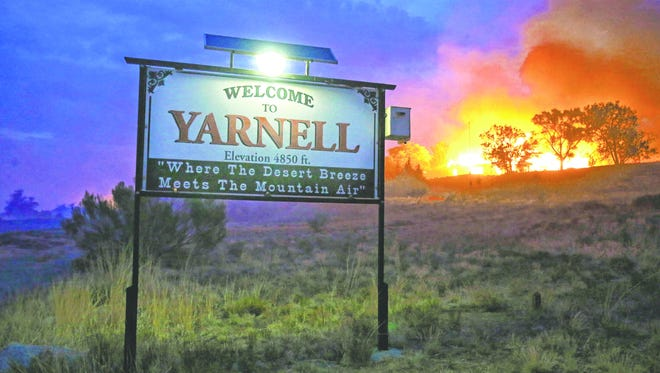 The Yarnell Hill Fire in 2013 claimed the lives of 19 firefighters known as the Granite Mountain Hotshots.