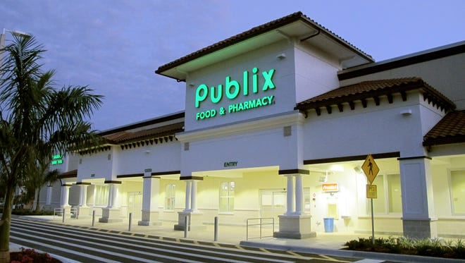 The new Publix Supermarket is completed but still hasn't opened Jan. 3, 2017, at Randall Boulevard and Immokalee Road in Golden Gate Estates.