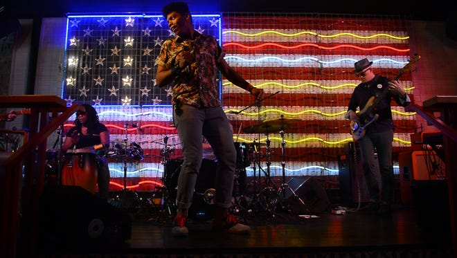 More than three years after making their Firefly Music Festival debut, JC Brooks & the Uptown Sound will perform at the Kennett Flash in Kennett Square, Pennsylvania Friday night.
