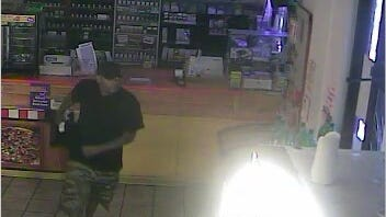 Jackson police said they need help identifying this man they say is accused of burglarizing Lane Express Mart, at 369 Lane Ave., on Sunday.