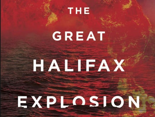 "Author John U. Bacon has written ""The Great Halifax"