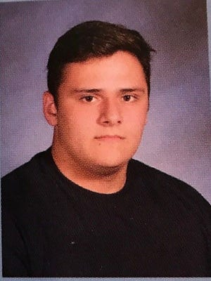Grant Berardo's T-shirt was digitally altered in the Wall (N.J.) High School yearbook. He wore a Donald Trump campaign  shirt for his portrait. On Thursday, June 15, 2017, the school district superintendent said the yearbooks will be reissued.