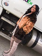 Cherie  Smith is owner and president of SMT Transportation