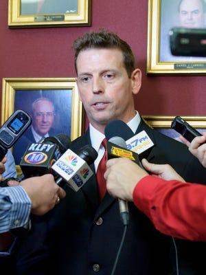 UL athletic director Bryan Maggard feels coach Mark Hudspeth still has control of the Ragin' Cajuns football program.