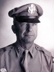 Portrait of Alexander M. Patch as a lieutenant general