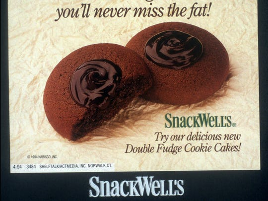 Nabisco's SnackWell's became popular because they had