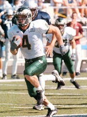Former CSU star Pete Rebstock is eighth in CSU history
