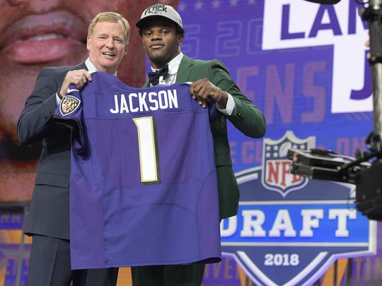 The Baltimore Ravens changed the course of their franchise by taking Lamar Jackson with the 32nd pick of the 2018 draft. The Lions need to nail their top two picks in similar fashion this spring.