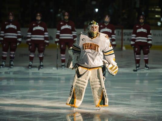 UMass vs. Vermont Men's Hockey 01/12/18