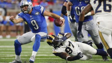 Yes, Detroit Lions' Matthew Stafford is among NFL's top quarterbacks
