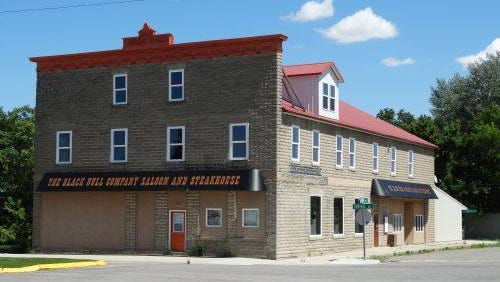 The Tall Boys Tavern in Hobson is a housed in the historic Murray Black building.