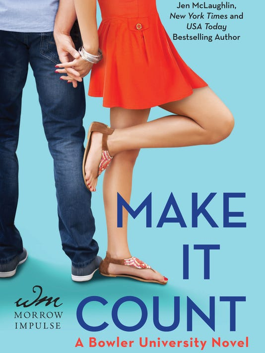 """""""Make It Count"""" will be available for purchase June 3. See details below."""