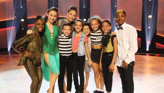 Contestants on this season's 'So You Think You Can Dance' on Fox.