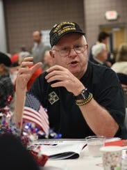Vietnam veteran Larry Willenborg shares some stories