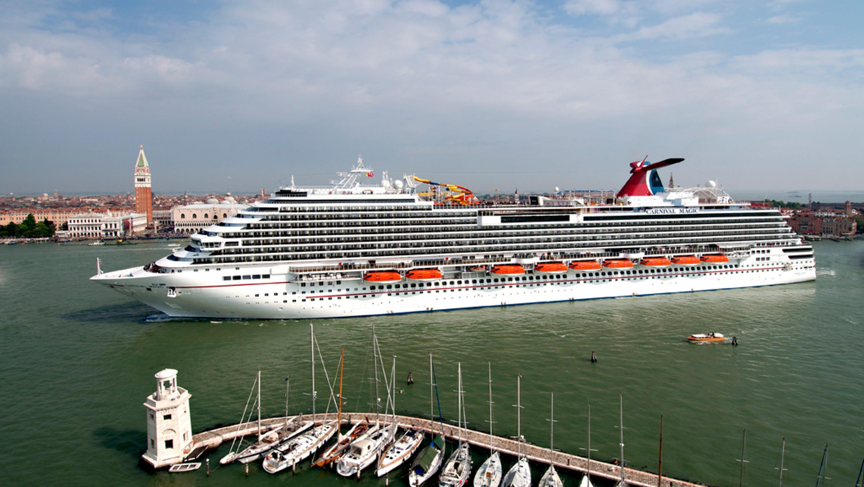 Cruise Ship Tours Carnival Magic
