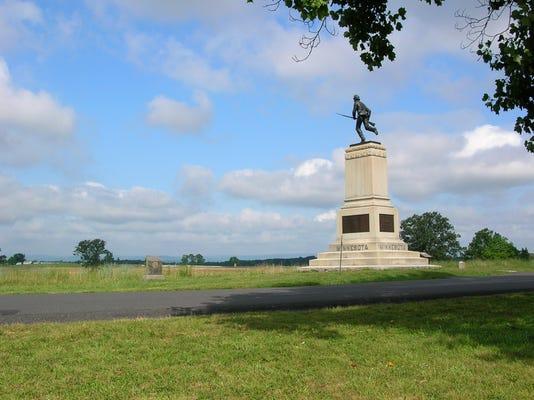 1st Minnesota at Gettysburg.jpg