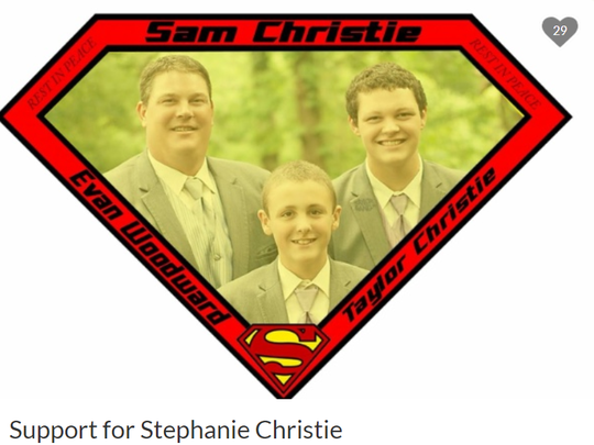 Support is pouring in for Stephanie Christie of Marion