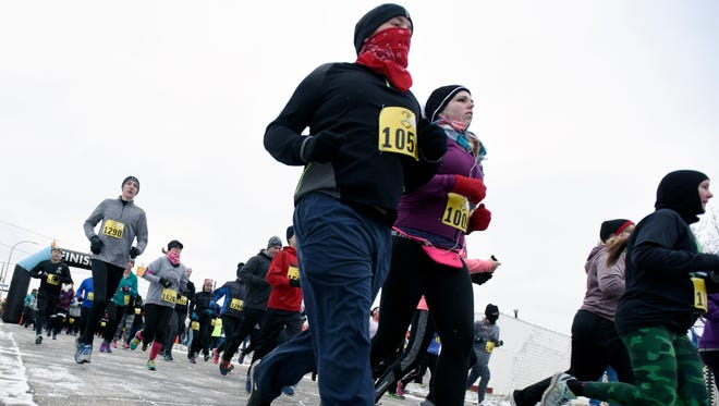 Running has become a popular option for people to get exercise during the COVID-19 pandemic.