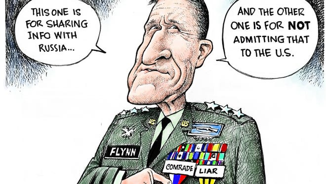 Flynn and Russia