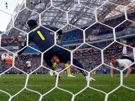 AP SOCCER CONFED CUP GERMANY CAMEROON S SOC WSOC RUS