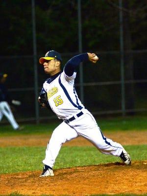 Alex Luna was the winning pitcher for Belleville against West Orange.