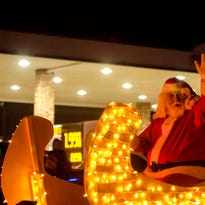 Cheatham County gets into christmas spirit