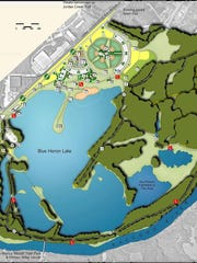 West Des Moines is looking to add a boathouse at Raccoon River Park to rent kayaks, canoes and more for use on the Blue Heron Lake and the Raccoon River.