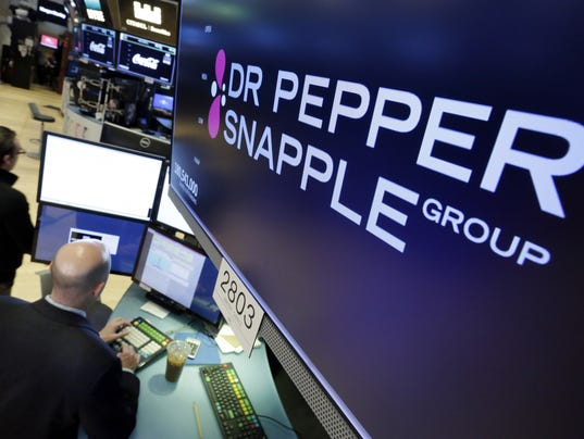 Dr. Pepper, Snapple, Keurig