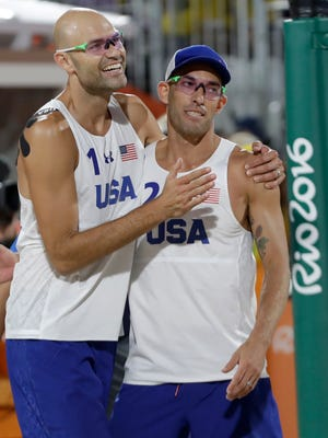 FSU alum Nicholas Lucena is once again teaming up with Phil Dalhausser at the Summer Olympics in Tokyo, hoping to secure the United States' first medal in men's beach volleyball since 2008.