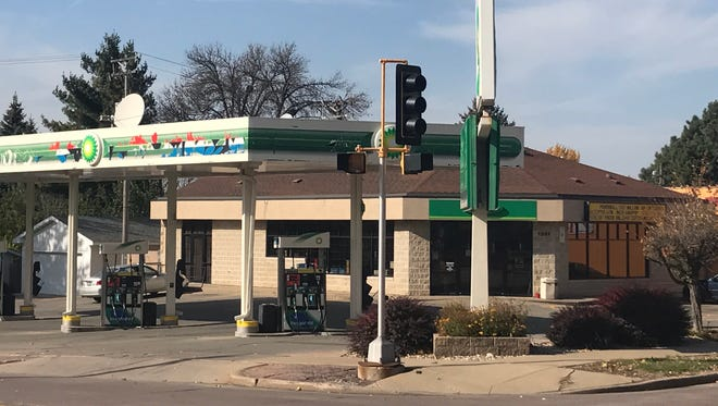 Cone's Hilltop BP at 18th Street and Cleveland Avenue could soon double as a video lottery casino.