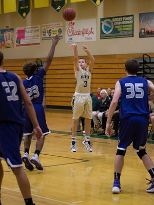 Trey Schanville was voted FLORIDA TODAY's Athlete of the Week.