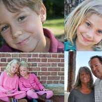 The Boone Pyle family released photos of their six missing family members on Thursday evening.