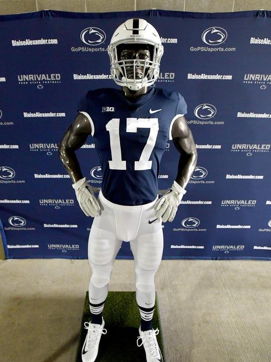 Penn St New Uniforms (2)