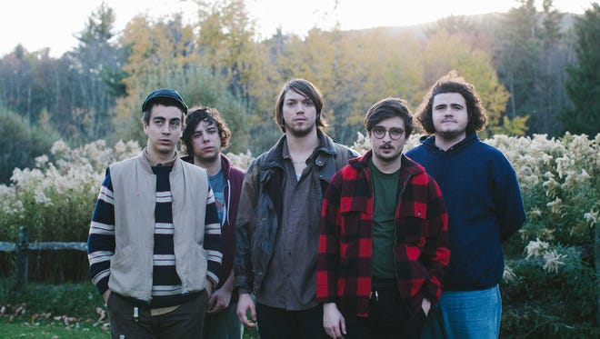 Twin Peaks will play the Blue Moose on Saturday.