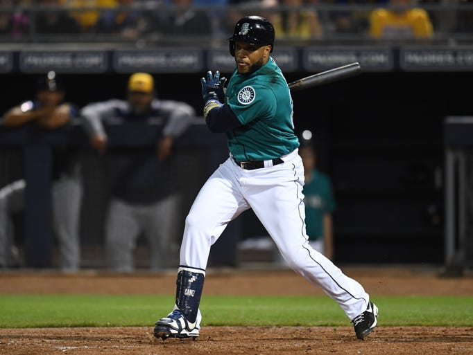 2018: Mariners second baseman Robinson Cano was suspended