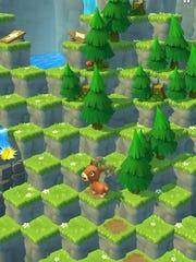 Screen shot of Mountain Goat Mountain