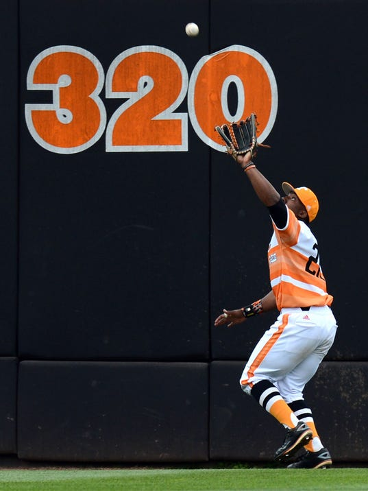 Georgia Tennessee Baseball