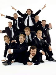 The Ten Tenors are coming to the McCallum Theatre as part of their 20th anniversary tour.