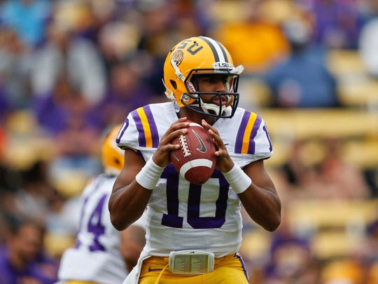Sophomore Anthony Jennings may be LSU's starting quarterback, but Les Miles says he will play against Wisconsin.