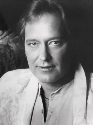 Rex Allen Jr. is seen in a late '70s promotional image.