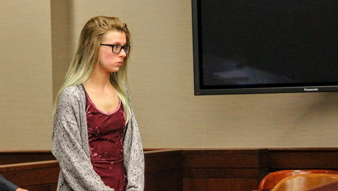 The jury trial for Ann Zarras will continue Monday in Detroit.