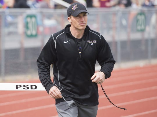 Fort Collins track and field coach Conrad Crist has stepped down to accept the assistant principal/athletic director position at Wellington Middle School.