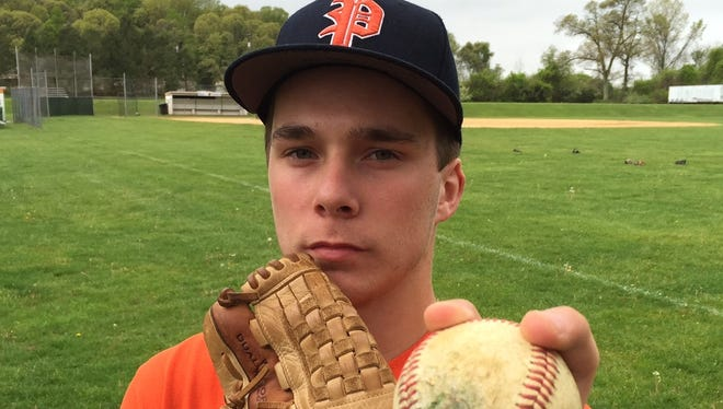 After missing the start of the season with a broken hand, Pitman junior left-hander Billy Cavender is thrilled to be back and making an impact.