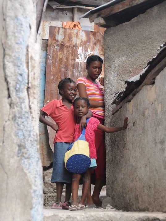Haiti cervical cancer