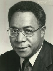 "Alex Haley is the author of ""Roots."""