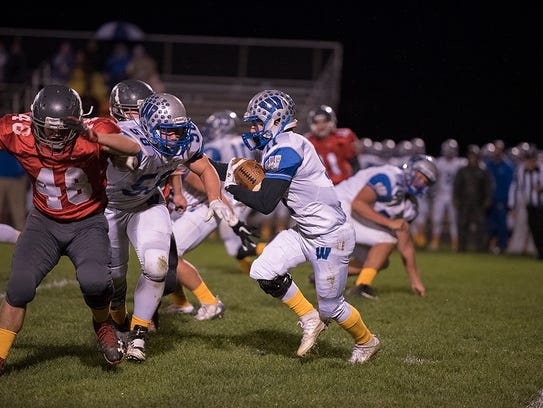 Wynford's offense needs to get back to being explosive against a Carey team that knows exactly what to expect.