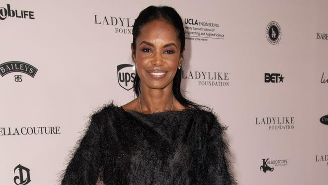 On June 2, model and actress Kim Porter attended the Ladylike Foundation's 2018 Annual Women of Excellence Scholarship Luncheon at The Beverly Hilton Hotel in Beverly Hills, California. Porter, 47, died of cardiac arrest Thursday at her home in Toluca Lake, California.